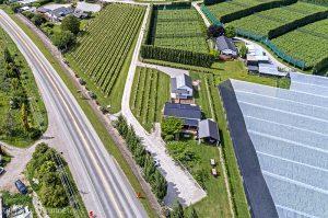 aerial phototography Gisborne